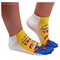 сувенирные детские носки-приколы