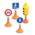 детские дорожные знаки
