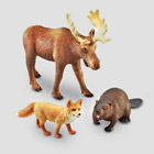 наборы животных для детей