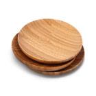 тарелки и блюда из бамбука