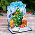 рождественские настольные сувениры