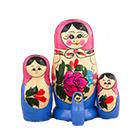 сувенирные матрешки от российских поставщиков