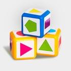развивающие кубики и строительные наборы