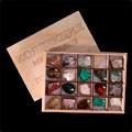 сувенирные коллекции минералов российских поставщиков