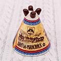 сувениры с символикой Ханты-Мансийска