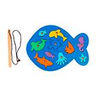 деревянные игрушки «рыбалка»
