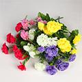 искусственные букеты из цветов