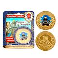 монеты с изображением Санкт-Петербурга