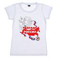 женские футболки к дню России
