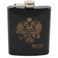 сувенирные бизнес-фляжки с российской символикой