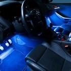 подсветка для салона авто