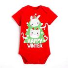 одежда малышей для нового года
