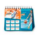 Календари тренировок