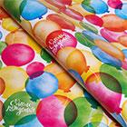 упаковочная цветная бумага