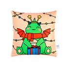 новогодние текстильные изделия с символом года собаки