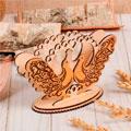 сувенирные салфетницы из бересты российских поставщиков