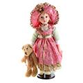 интерьерные сувенирные коллекционные куклы от 30 см