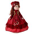 интерьерные сувенирные коллекционные куклы до 30 см