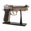 сувенирные зажигалки приколы в виде оружия и патронов