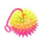 летние световые мячи для детей