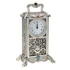 настольные часы Linea Argenti из Италии