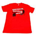 сувенирные футболки с нанесением для приколов от российских поставщиков