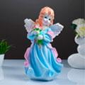 садовые фигурки ангелы