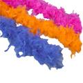 детские перьевые шарфы для карнавала