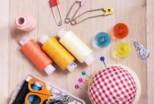 Принадлежности для шитья