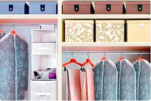 Хранение вещей и организация пространства