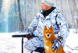 Товары для зимней охоты