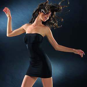 корректирующее платье