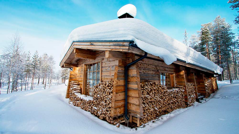 Уберите снег с крыши