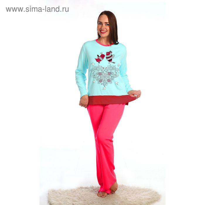 Пижама женская 221И1614П, р-р 50 (100)  МИКС