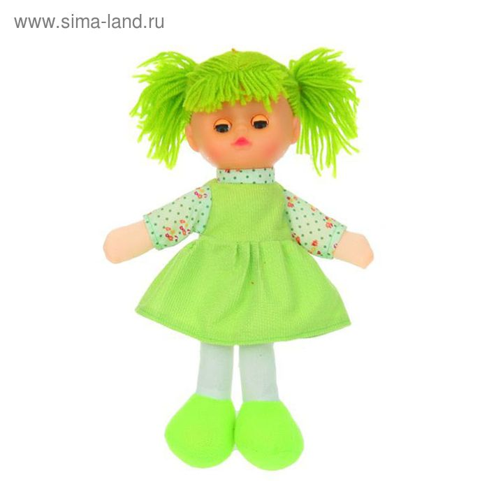 """Мягкая игрушка кукла """"Даша"""" в платьишке"""