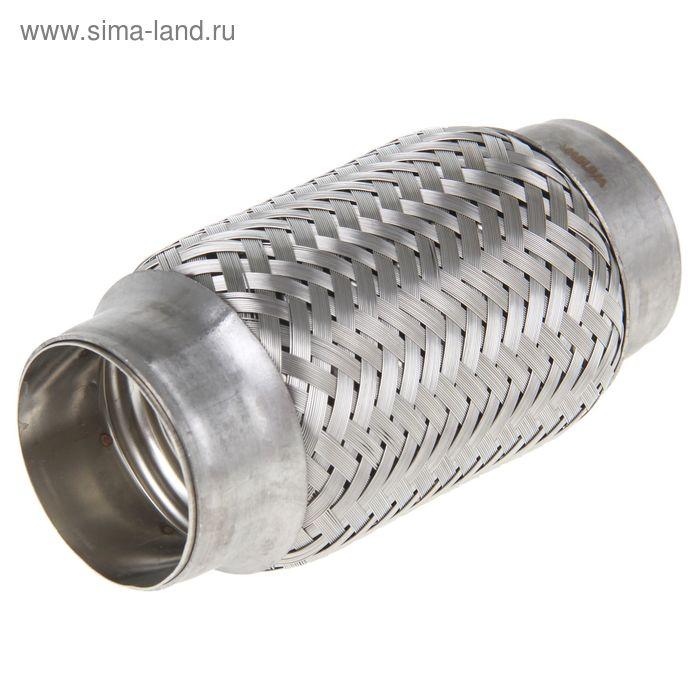 Гофра глушителя Masuma EP-017 51x150 мм, алюминизированная сталь