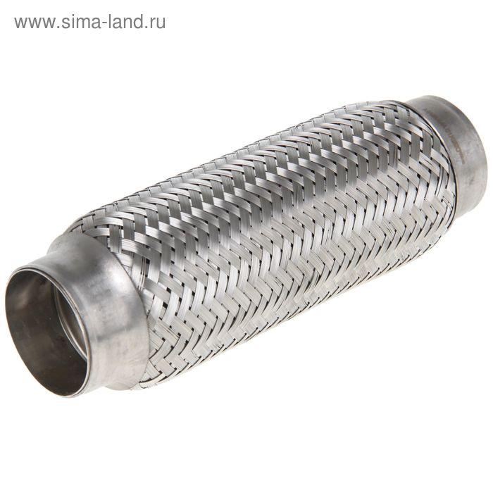 Гофра глушителя Masuma EP-025 51x220 мм, алюминизированная сталь