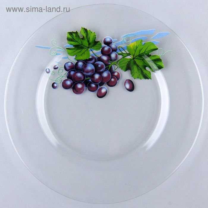 "Тарелка малая ""Виноград"""