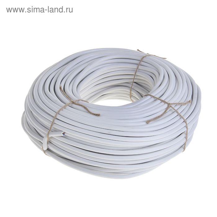 """Провод """"ГОСТок"""" ПВСн, сечение 3х1.5 мм2, 100 м, белый"""