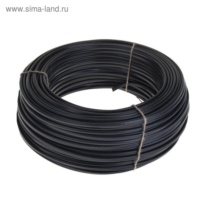 """Кабель """"ГОСТок"""" IEC ВВГ-Пнг(A), сечение 2х2.5 мм2, 100 м, чёрный"""