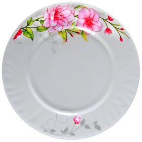 """Тарелка обеденная 23 см """"Цветочная мелодия"""""""