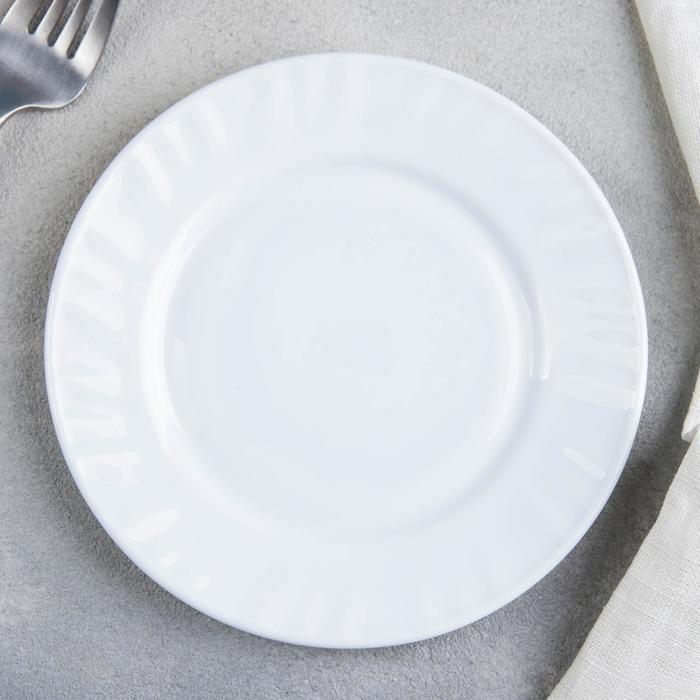 """Тарелка пирожковая 15 см """"Регал"""""""