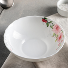 "Тарелка суповая 600 мл ""Цветочная мелодия"" 18х5 см"