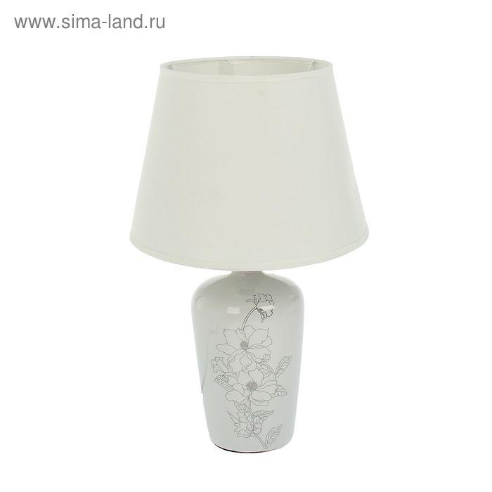 """Лампа настольная абажур """"Соцветие"""""""