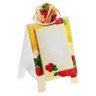 """Блок с отрывными листами на подставке """"Вкусные заметки"""", 30 листов"""