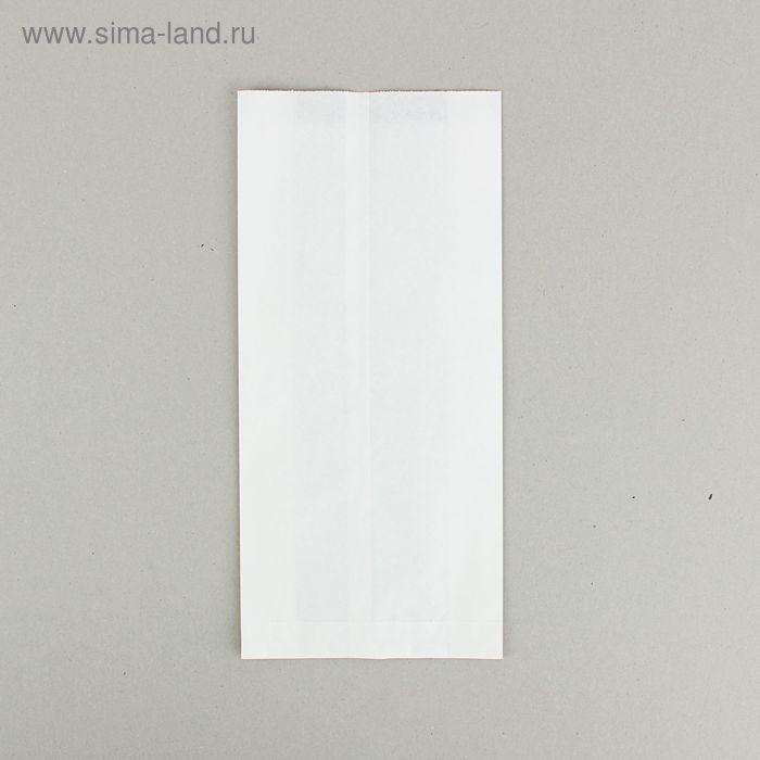 Пакет крафт фасовочный с плоским дном 17 х 7 х 37