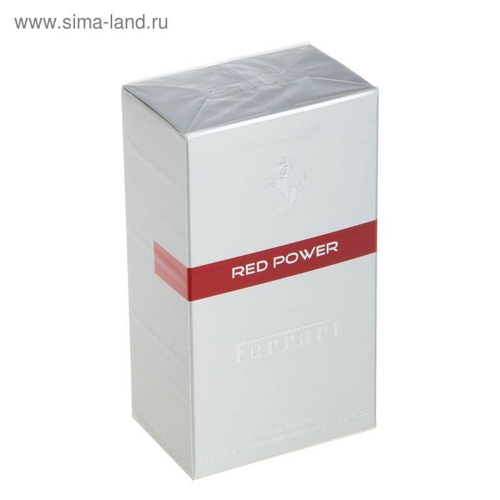 Туалетная вода Ferrari Red Power, 125 мл