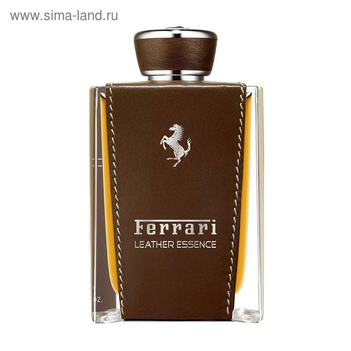 Парфюмерная вода Ferrari Leather Essence, 100 мл