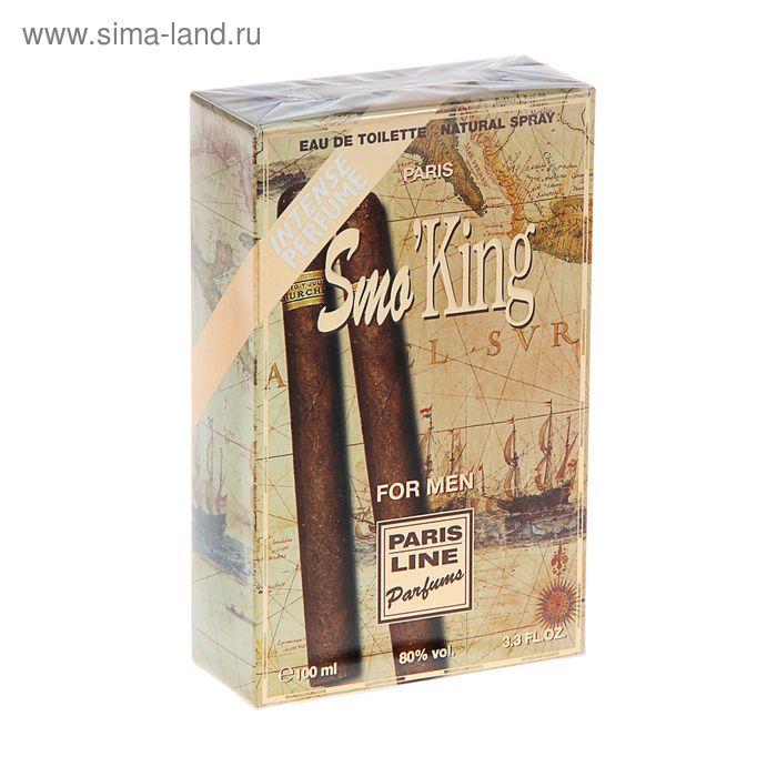Туалетная вода Smo`king Intense Perfume, мужская, 100 мл