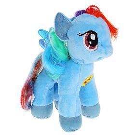 Мягкая игрушка «Пони Рэйнбоу» музыкальная